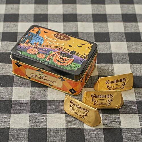 カファレル,ハロウィン限定缶
