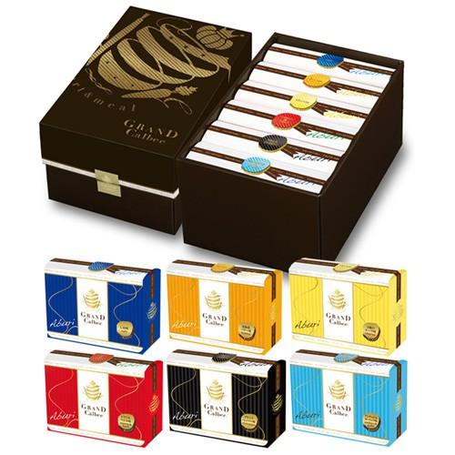 グランカルビー ギフトボックス6種類