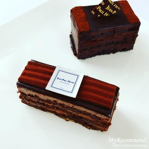 ジャン=ポール・エヴァン,チョコレートケーキ