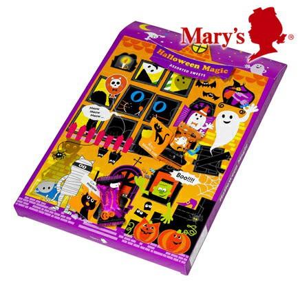 メリーチョコレート,ハロウィンマジック
