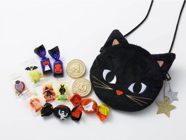 黒猫,ポシェット