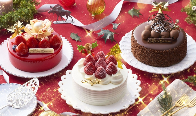 アンテノール,クリスマスケーキ