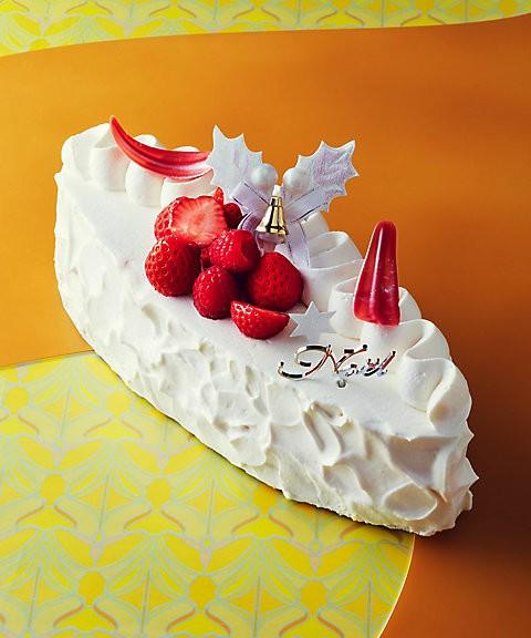 アステリスク,クリスマスケーキ