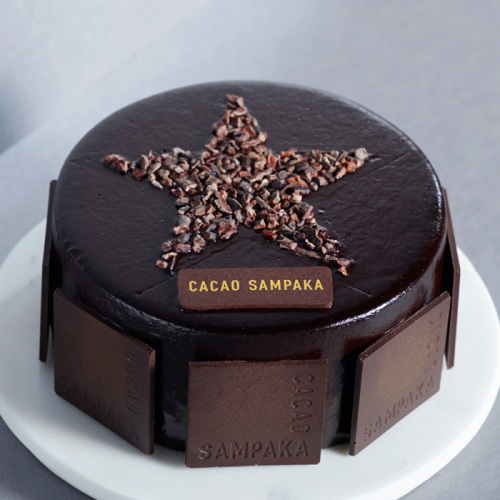 カカオ サンパカ,クリスマスケーキ