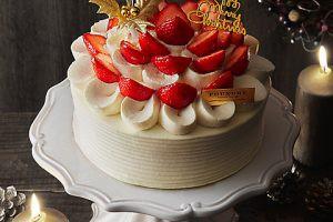 果実にこだわる!ファウンドリーのクリスマスケーキ2019