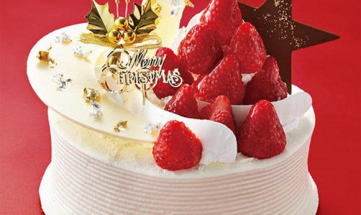 グラマシーニューヨークのクリスマスケーキ2019をご紹介!