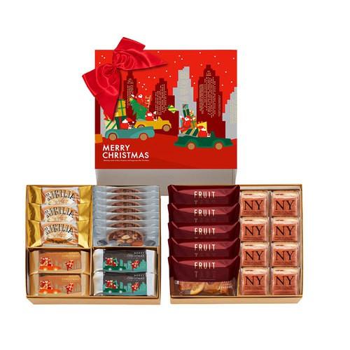 グラマシーニューヨーク,クリスマス,お菓子