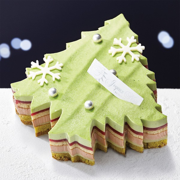 モンサンクレール,クリスマスケーキ