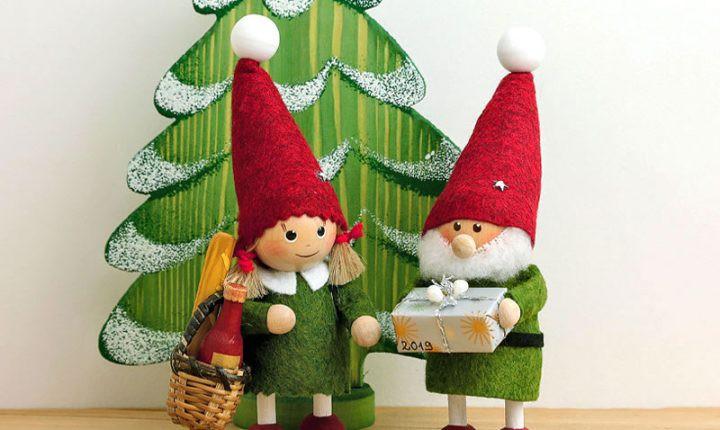 北欧のおしゃれなクリスマス雑貨!オーナメントや飾りつけも