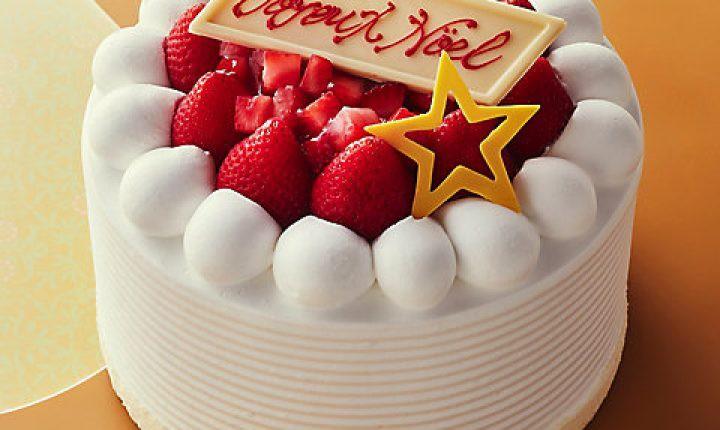 いちごのクリスマスケーキ!美味しい苺のショートケーキ2019