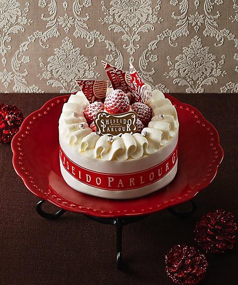 資生堂パーラー,クリスマスケーキ