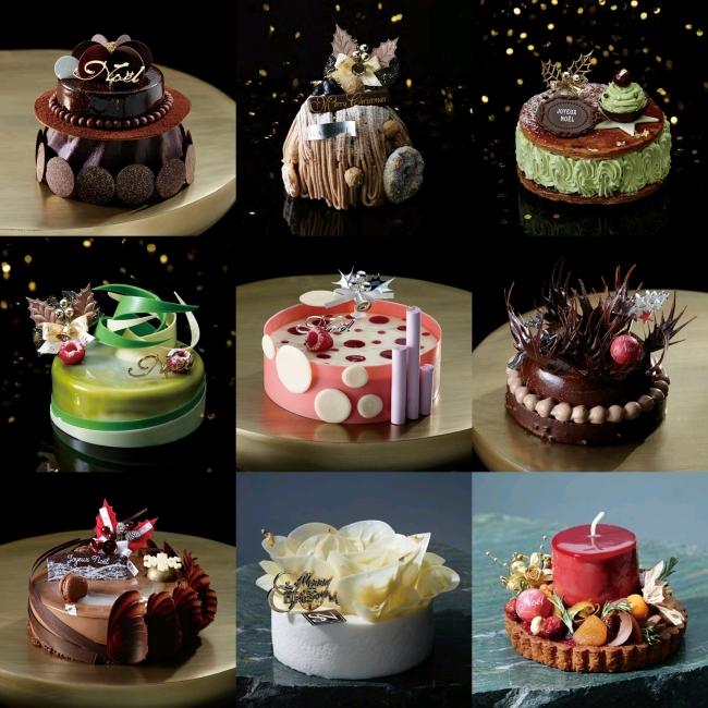 阪急限定,クリスマスケーキ