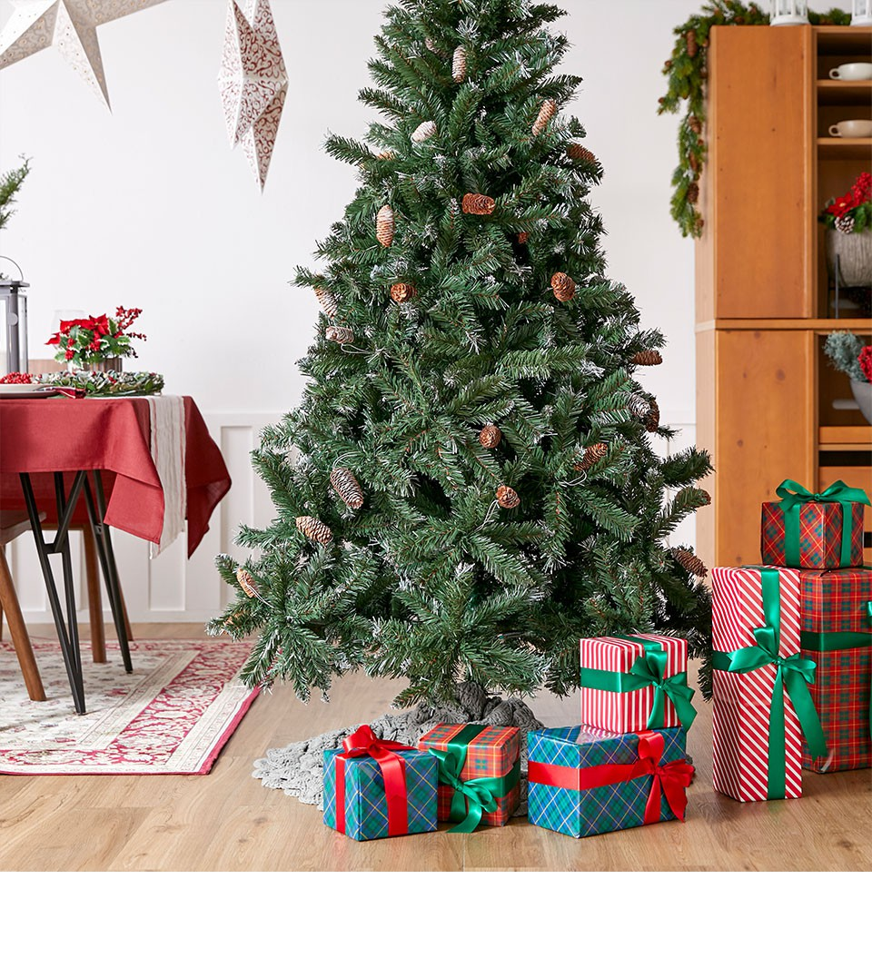 150cm,木製クリスマスツリー