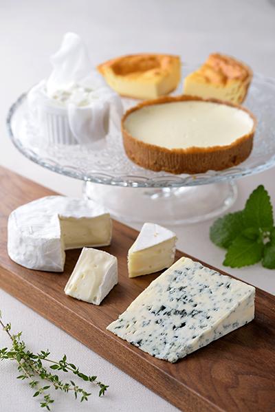 アトリエ・ド・フロマージュ,チーズとスイーツ詰合せ