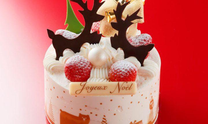 アンリ・シャルパンティエのクリスマスケーキ2019