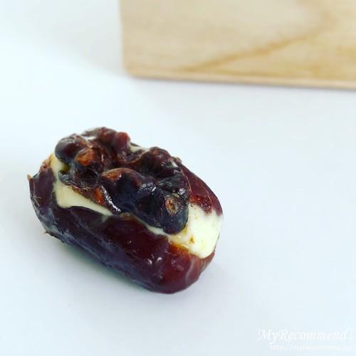 HIGASHIYA,棗バター
