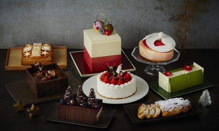 ホテル雅叙園東京の2019年の美しいクリスマスケーキ