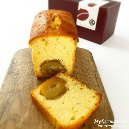 小布施堂,栗かのこケーキ