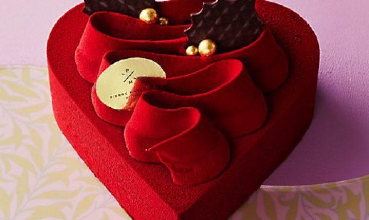 クリスマスのチョコレートケーキ2019!人気ショコラティエも
