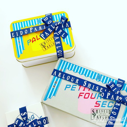 資生堂パーラーのお菓子
