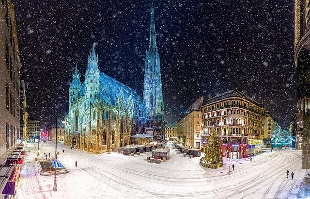 ウィーン,クリスマス