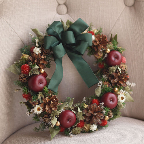 日比谷花壇,クリスマスリース