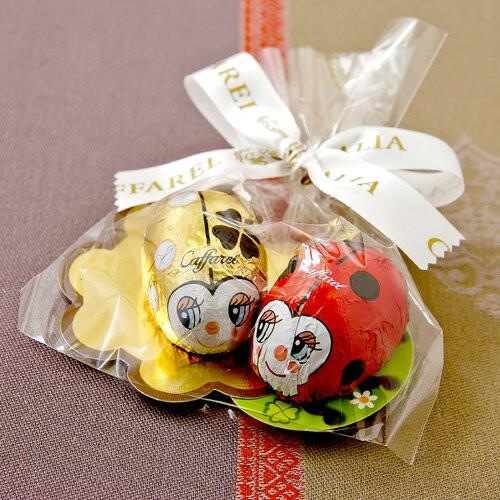 カファレルの個包装チョコ