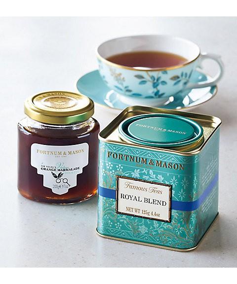紅茶と焼き菓子のお歳暮