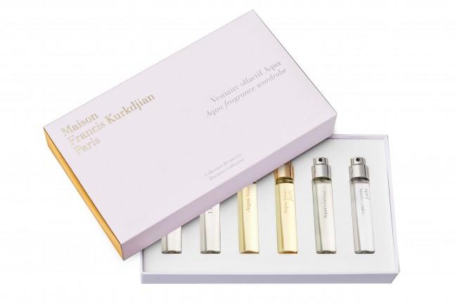 メゾン フランシス クルジャンのホリデー限定香水