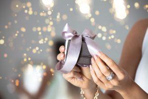 クリスマスの指輪