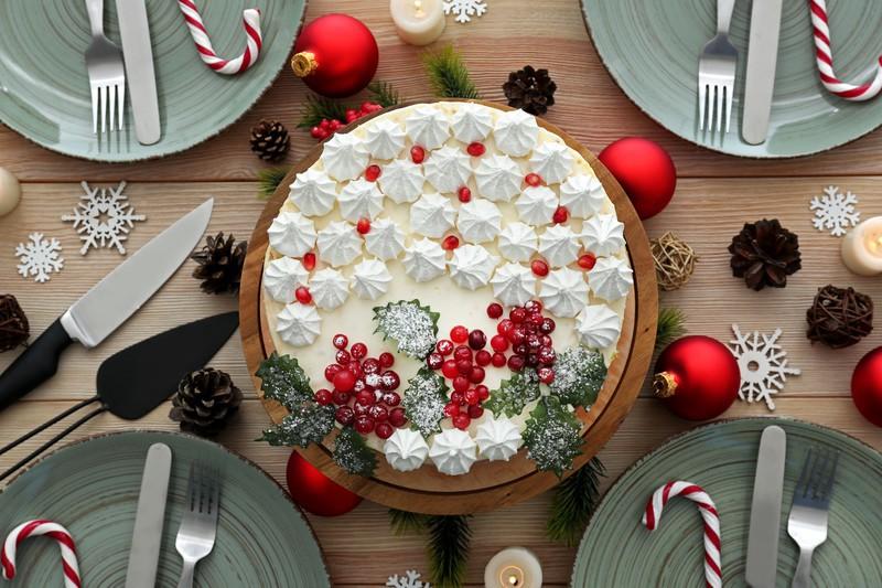 クリスマスケーキ,2020