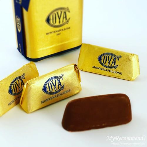 コヴァ,チョコレート