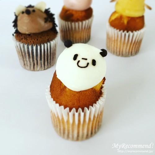 フェアリーケーキフェアのバニラパンダ