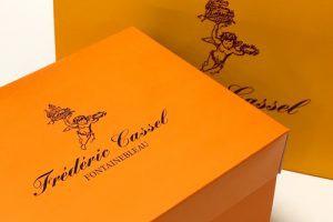 フレデリック・カッセルのミルフイユやチョコレート