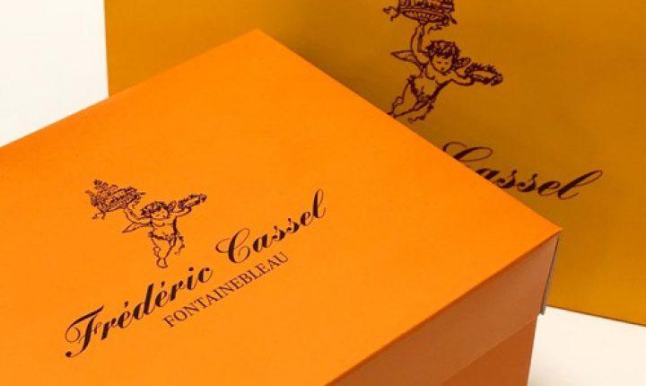 フレデリック・カッセルのミルフイユやチョコレートが絶品!