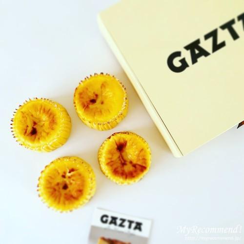 GAZTA(ガスタ)のチーズケーキ