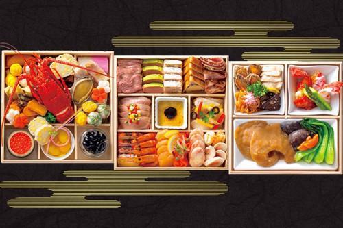 ホテルニューオータニ 大阪 祝膳 おせち料理