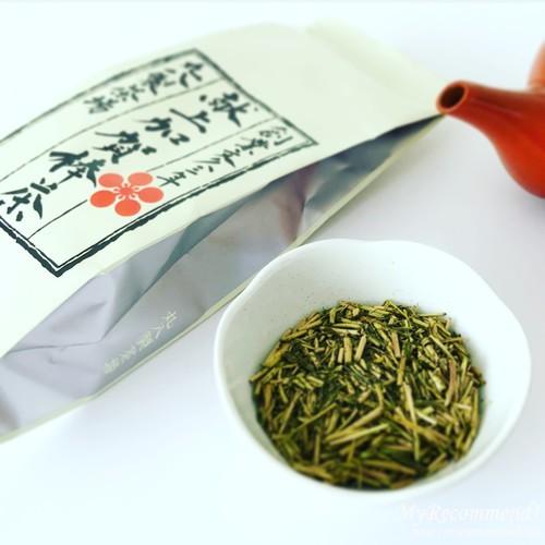 丸八製茶場,加賀棒茶