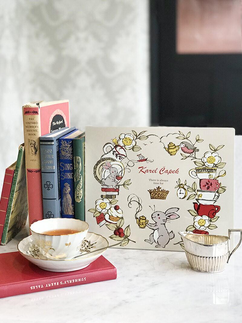 カレルチャペック紅茶店,紅茶