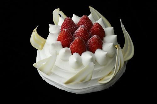 パレスホテル東京のストロベリー ショートケーキ