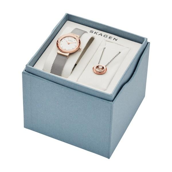 スカーゲン 腕時計・ネックレス