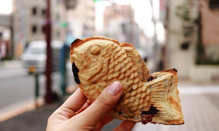 東京で人気のたい焼き特集!並んでも食べたい三大たい焼きも