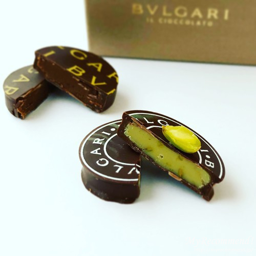 ブルガリ イル・チョコラートのチョコレート