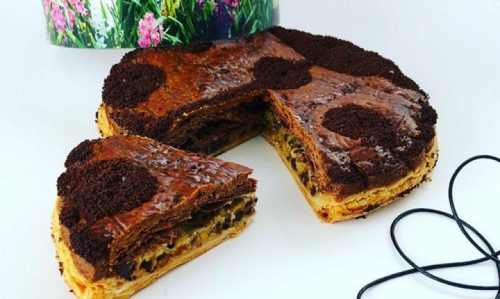 伝統とショコラの饗宴!ジャン=ポール・エヴァンのガレット デ ロワ