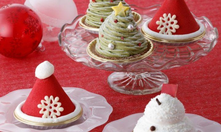 可愛いクリスマスケーキ2019!ずっと眺めていたくなる!
