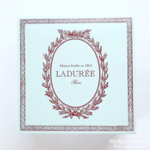 ラデュレのガレットデロワのボックス