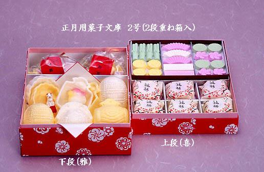 落雁 諸江屋の正月菓子文庫