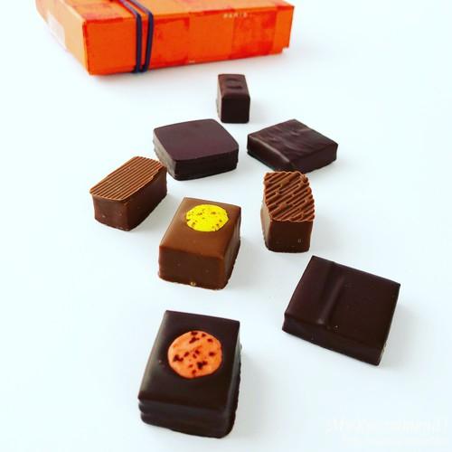 ピエール・エルメ・パリのボンボン ショコラ