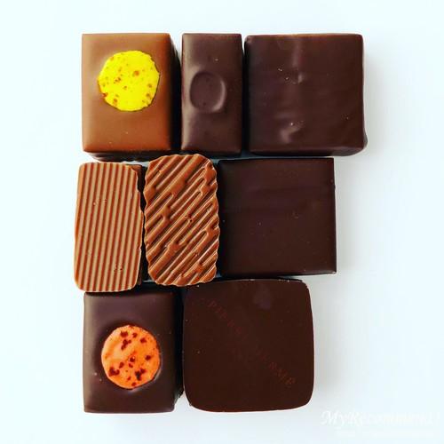 ピエール・エルメ・パリのチョコレート