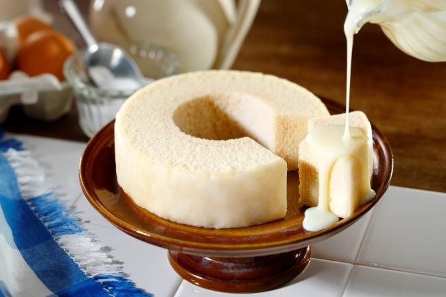 東京ミルクチーズ工場のミルクチーズバームクーヘン